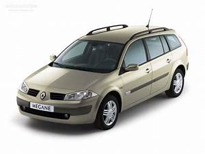 Renault Megane Estate Specs  U0026 Photos