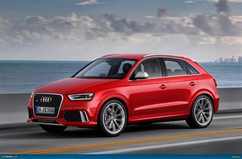 Q 3 Audi by Ausmotive 187 Audi Rs Q3 Revealed