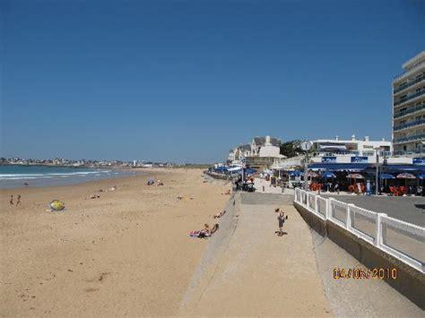 la grande plage photo de saint gilles croix de vie