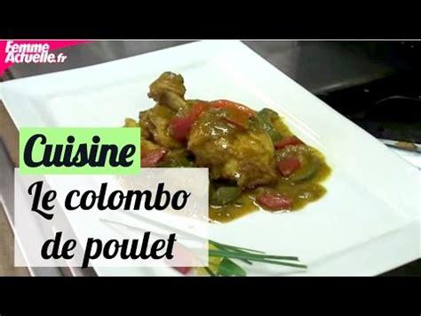 cuisine antillaise babette babette la recette du colombo de poulet vidéo ma