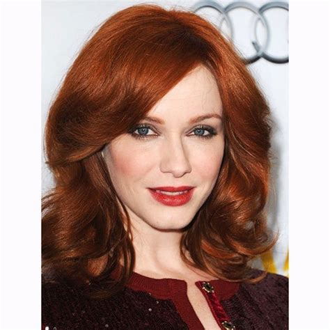 red hair color ideas   skin tone   allure