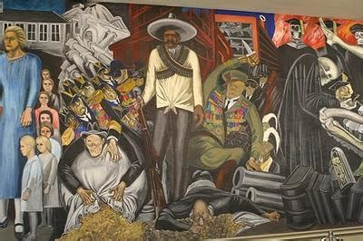 Jose Clemente Orozco Murales by Jos 233 Clemente Orozco Murales Y Desgarro Paperblog