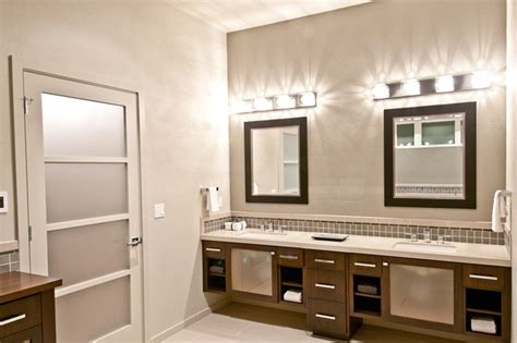 Modern Master Bathroom Vanities by Synergy Master Bathroom Vanity Modern Bathroom