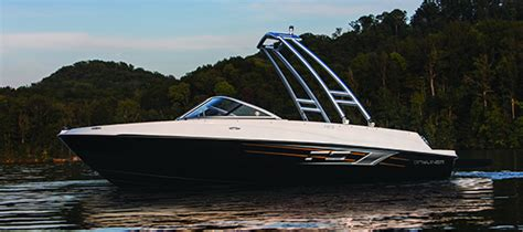American Bowrider Boat Brands by Bayliner Bayliner Runabouts Sterndrive Powered 185