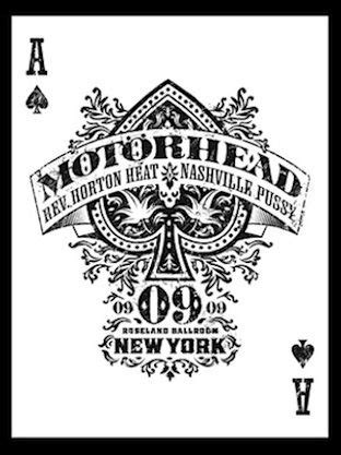 Motorhead Poster (With images)   Rock poster art, Band
