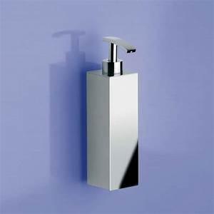 Seifenspender Wand Sensor : windisch box metal lineal wand seifenspender chrom 90122cr reuter ~ Watch28wear.com Haus und Dekorationen