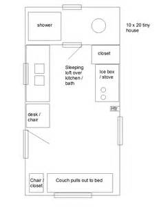 10x20 Shed Floor Plans by Sonoma Shanty Floor Plan For Tiny House Disguised As A Shed