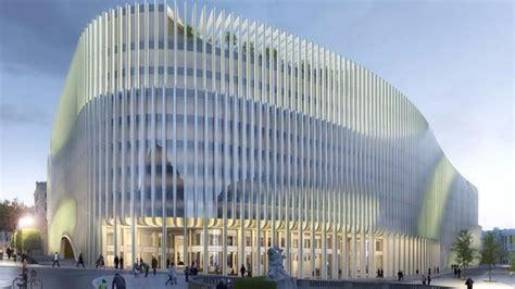 bnp siege social eiffage va construire le siège bruxellois de bnp paribas