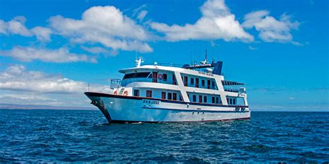 Dinner On A Boat San Jose galapagos cruise boats m y san jose yacht superior class
