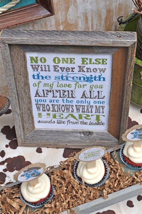 sweet lil cowboy baby shower diy printables instant