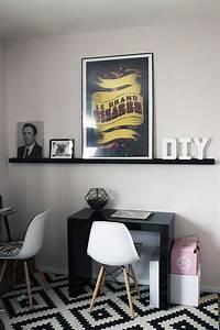 Planche à Repasser Murale : planche etagere murale 20 id es de d coration int rieure ~ Premium-room.com Idées de Décoration