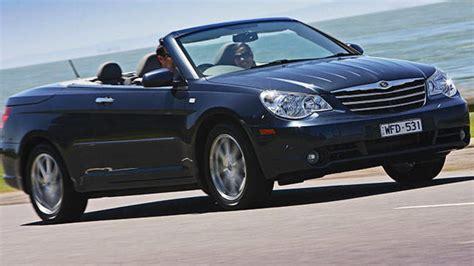 2007 Chrysler Sebring Reviews by Used Chrysler Sebring Review 2007 2013 Carsguide