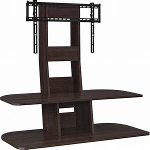 Ameriwood Park 65 in Espresso TV Stand with Mount-HD70458