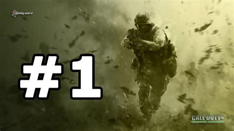 Call Of Duty 4 Modern Warfare  Part 1 Walkthrough No