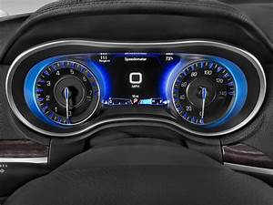 Image: 2017 Chrysler 300 Limited RWD Instrument Cluster