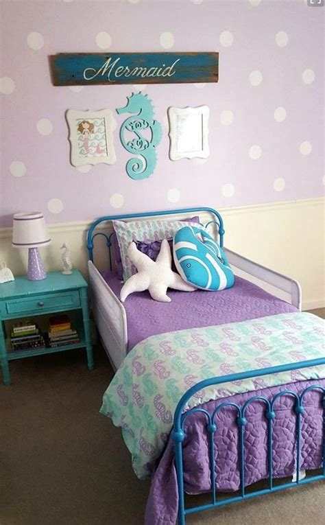 I Always Wanted A Mermaid Themed Bedroom When I Was Little