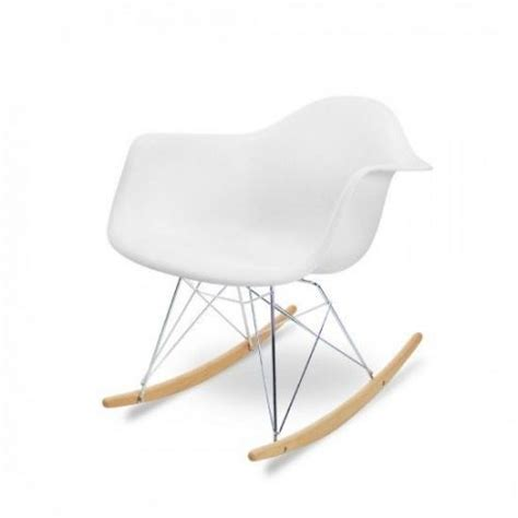 Chaise Rar Eames by Acheter Eames Rocking Chair Blanc Eames Rar Chez