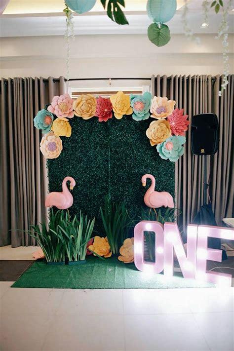 kara s ideas tropical flamingo birthday kara