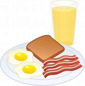 Breakfast Icons Clipart - ClipArt Best