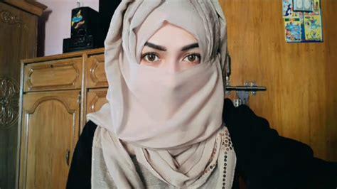 hijab tutorial  niqab latest style hd   hindi