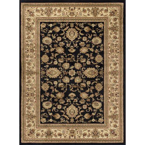 homedepot area rug tayse rugs sensation black 8 ft 9 in x 12 ft 3 in