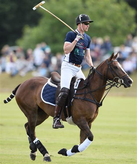 Prince William And Mia Tindall At The Polo Australian