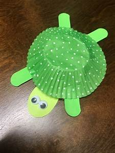 Easy, Turtle, Craft, For, Kids
