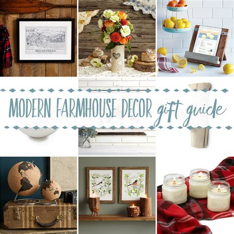 Gifts For A Farmhouse Decor Fan  Harbour Breeze Home