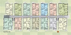 Apartment Floor Plans Apartment Floor Plans Residential ...