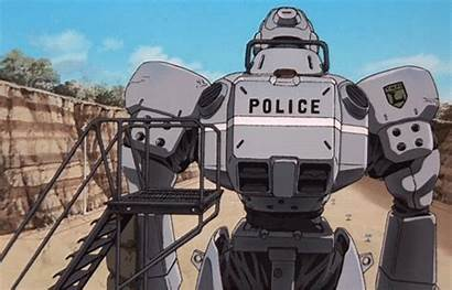 Patlabor Robot Japanese Gate Police Jump Ex