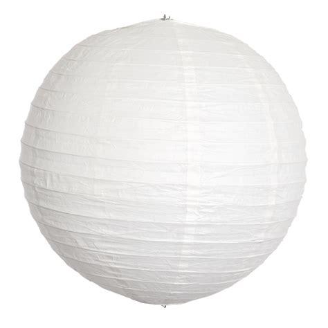 lanterne papier blanc 30cm lanternes fr