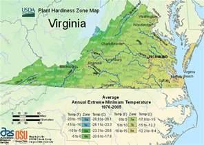Zone Map Gardening