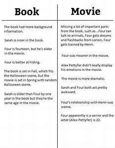 Umbrella Dreams  Review  I Am Number Four  Book Movie