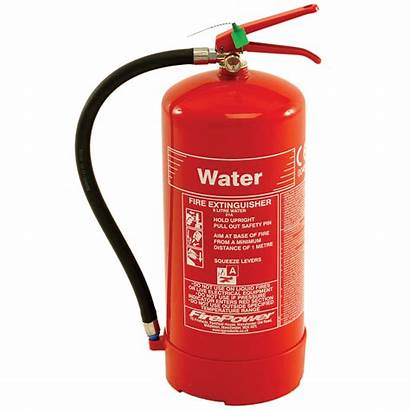 Fire Extinguisher Water Litre Glover Thomas Ex