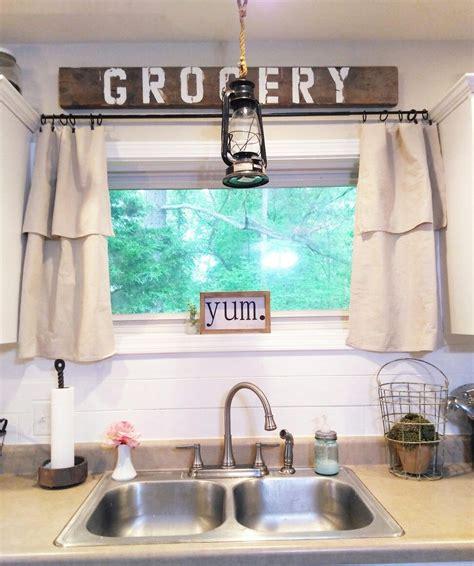 homeongrassyroad drop cloth curtains modern farmhouse