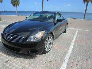 Buy Used 2008 Black Infiniti G37 Sport Coupe In Miami