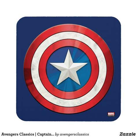 avengers classics captain america brushed shield