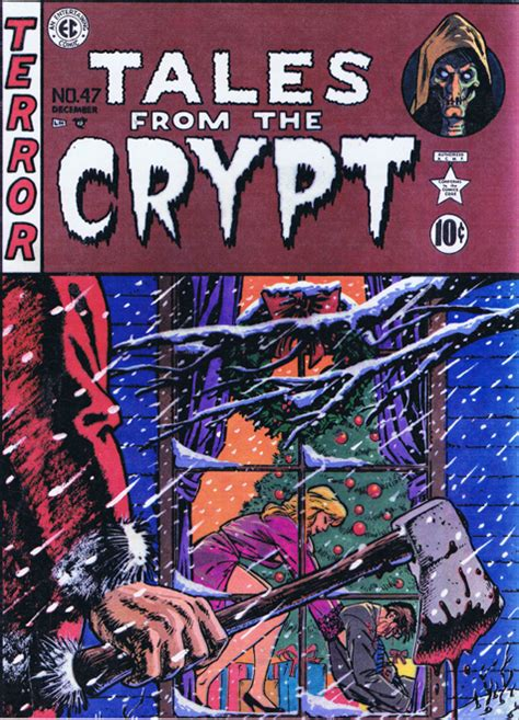 Staystillreviews Tales From The Crypt  And All Through The House
