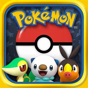 pokemon launches official pokedex app ios