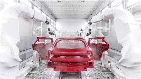 Automobile Painting Process Explained
