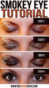 How To Do Smokey Eye Makeup  Top 10 Tutorial Pictures