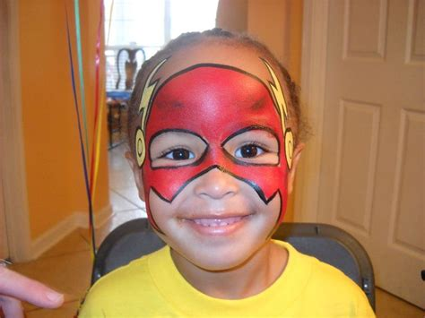 Flash Face Paint