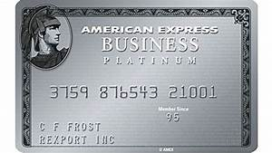 American express business platinum card frequent flyer for Amex platinum business card