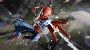 Spiderman Ps4 Game 4k, Hd Games, 4k Wallpapers, Images, Backgrounds, Photos And Pictures
