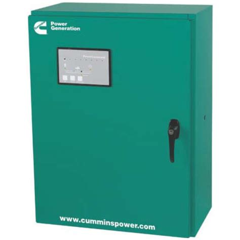 Cummins OTEC400 | 400A 3Ø-120/240V | Automatic Transfer Switch