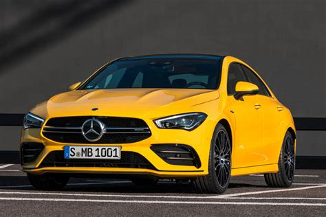 View inventory and schedule a test drive. 2020 Mercedes-AMG CLA 35: Review, Trims, Specs, Price, New ...