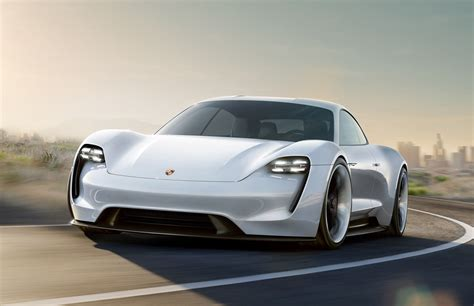 porsche electric mission e all the buzz on porsche mission e ferrvor