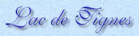 Itre Lade by Balades Le Lac De Tignes