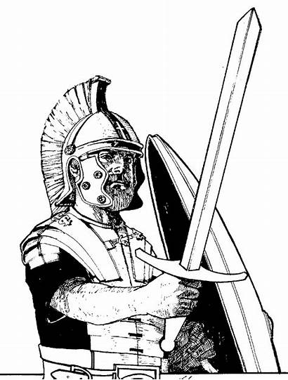 Armor God Coloring Pages Lds Heavenly Armour