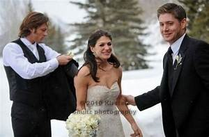 Jensen Ackles images Jensen at Jared's Wedding wallpaper ...